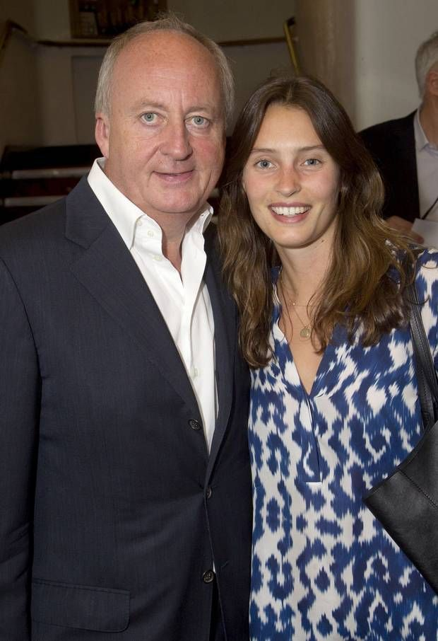 Former NI Secretary of State Shaun Woodward comes out as gay - and daughter Ella's delighted. Ella Woodward and her father