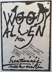1984 Original Movie Poster, A Midsummer Night's Sex Comedy (Hungarian Release) - Woody Allen. It marks the first appearance of Allen as an ensemble performer in his own film, as previously he had either been the lead character or did not appear in them at all. This poster, created in 1984, was for the Hungarian release of the film.