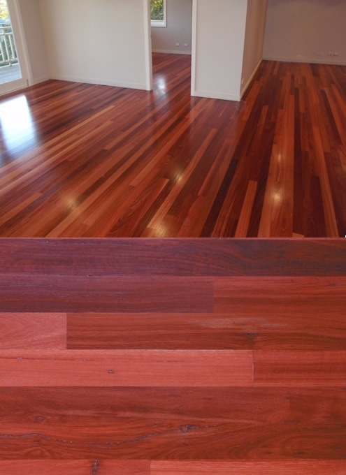 Jarrah - Hardness 8.5 Janka - From about $73 m2