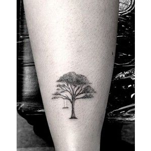 Tree Tattoo Designs for Women