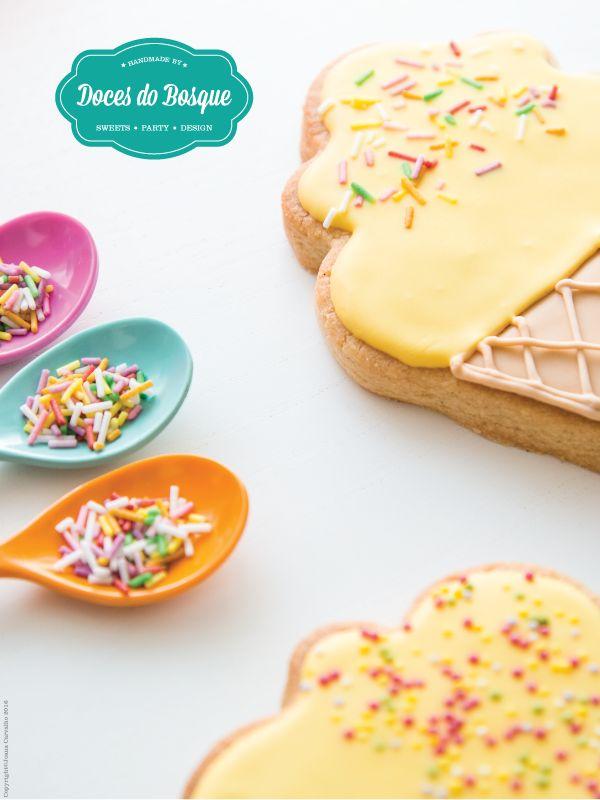 Ice Cream Cookies
