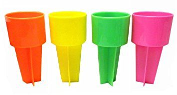 Image result for beach cup holder