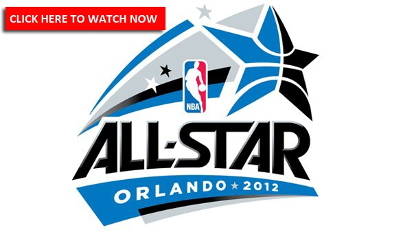 Watch NBA All Star Game 2012 Live Stream Online. 61st NBA All-Star Game is scheduled February 26, 7:30 p.m. ET on TNT Channel. Starters for Eastern Team Carmelo Anthony (New York) F, LeBron James (Miami) F, Derrick Rose (Chicago) G, Dwyane Wade (Miami) G and Dwight Howard (Orlando) C and Starters for Western Team are Kevin Durant (Oklahoma City) F, Blake Griffin (L.A. Clippers) F, Kobe Bryant (L.A. Lakers) G, Chris Paul (L.A. Clippers) G and Andrew Bynum (L.A. Lakers) C.