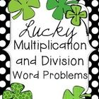 Real-world multiplication and division practice for your smart mathematicians in March!  Inside you will find: Workbook Cover 5 pages of multiplica...