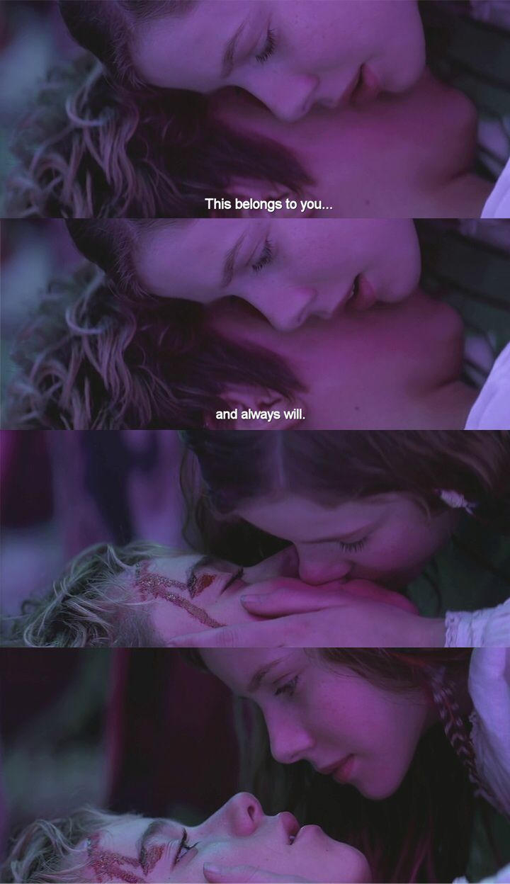 THIS is my favourite scene in the entire world. #PeterPan #JeremySumpter #Rachelhurdwood