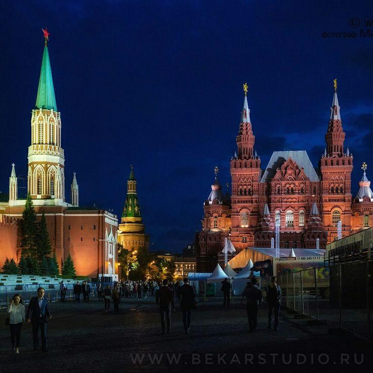 Москва златоглавая!!!