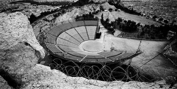 T.Zenetos -  Lycabettus theatre - Photo By E.Attali