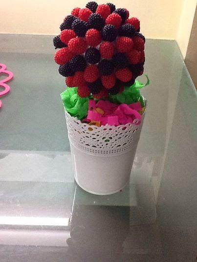 tatli buketi  : Şeker  ağacı