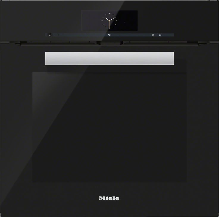 H 6860 BP - Ovens - the Miele all-rounder for the highest demands.--Obsidian black