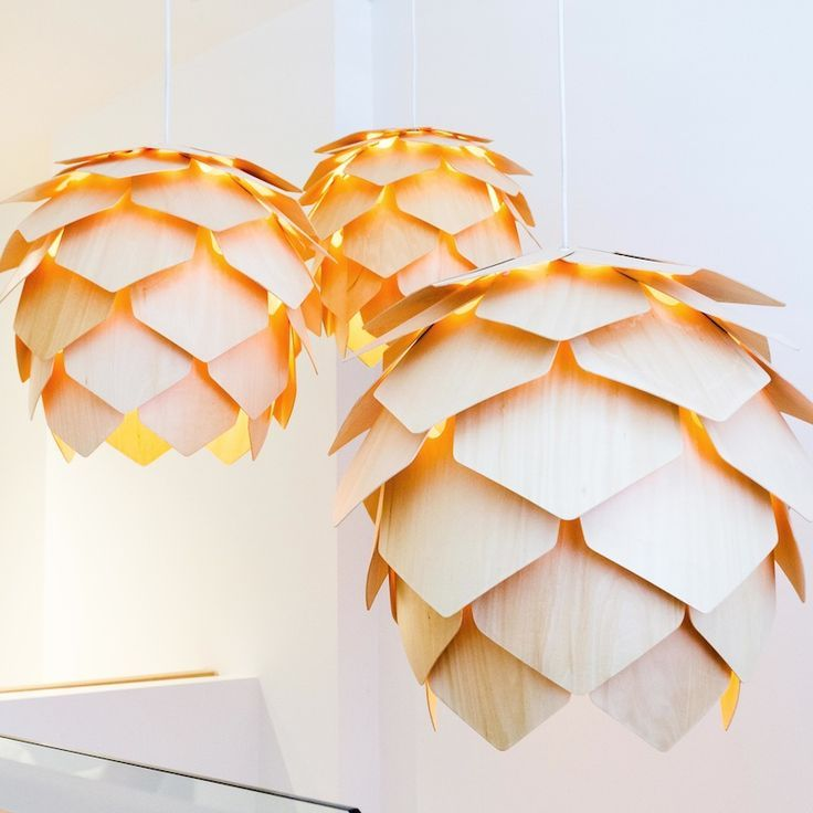 Beautiful pinecone pendants. The top 12 looks from The Block: Triple Threat, via We-Are-Scout.com.