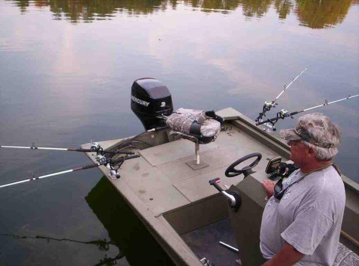 Catfishing Rod Holders