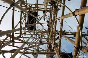 Bamboo Structure CirkVOST BoO