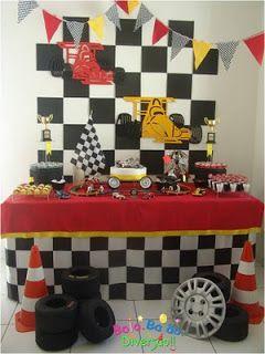 Festa Carros de Corrida....