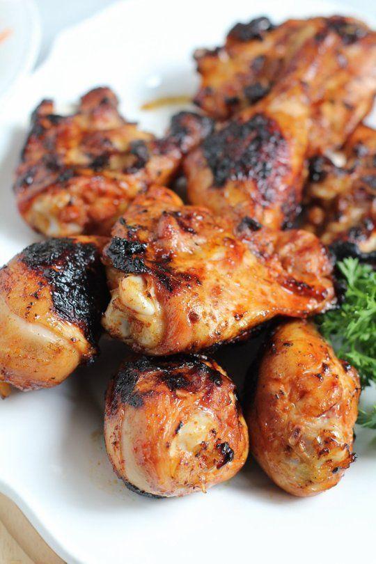 #Recipe: Spicy Korean Grilled Chicken