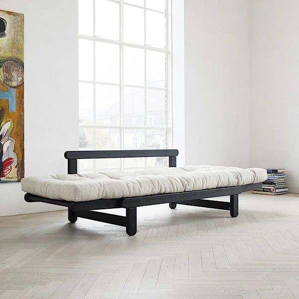BEAT è un divano a due posti letto che può essere trasformato in letto o chaise longue, entrambi i lati del divano - deco e del design - Nordic Design - my-deco-shop.com