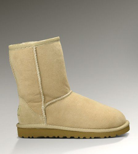 Sand Classic Ugg Boots Uggs Little Kids Size 13 UGG. $139.95