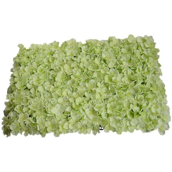 Noble Carpet type Hydrangea DIY wedding Setting wall decoration Road led flower T stage decoration Photo background white pink #Affiliate
