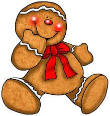 Gingy with red bow