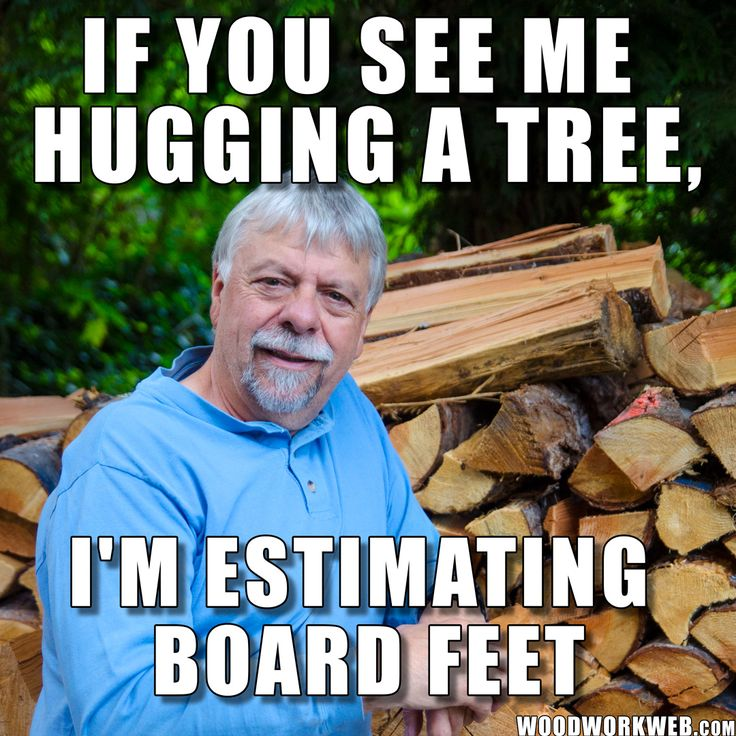 If you see me hugging a tree #woodworkweb #woodworking