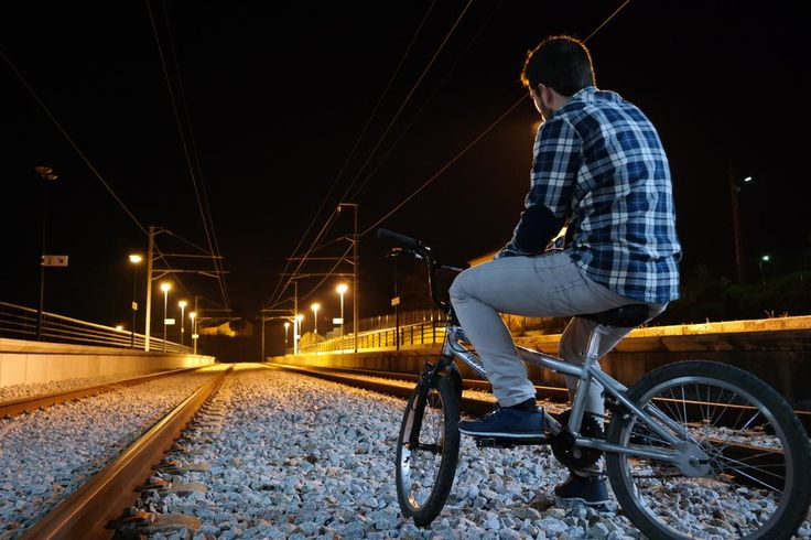 BMX @Tortozendo Railway Station