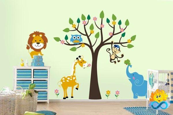 Stickere perete decorative, autocolant de cea mai buna calitate la preturi accesibile. Urmareste ofertele si promotiile de pe infinitesunshine.ro.