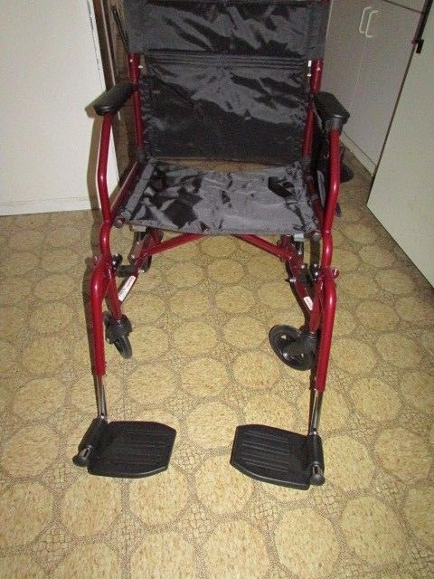Portable Travel Transport Chair Mobility For Disability Or Injury WRX 449723  #travelchair #transportchair #mobilitychair #dandeepop Find me at dandeepop.com
