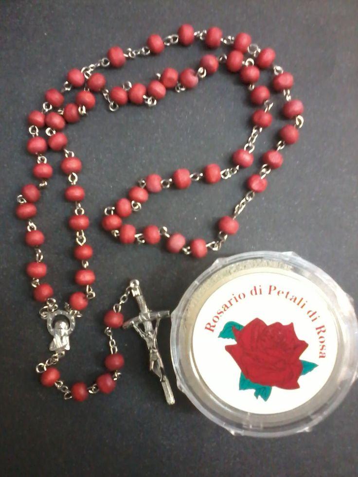 rosario de petalos de rosa - Buscar con Google