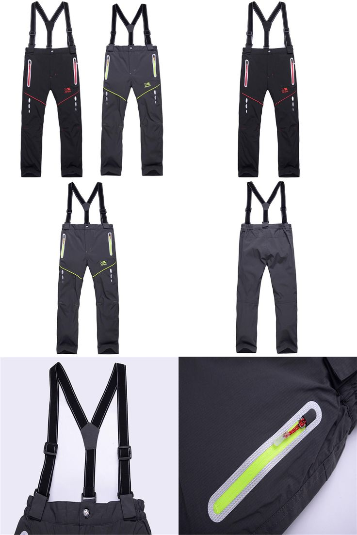 [Visit to Buy] Boy Cheap Snow pant Outdoor sports Snowboard Trousers 10K waterproof windproof Warm Winter Snow Skiing Pant Brand for Children #Advertisement