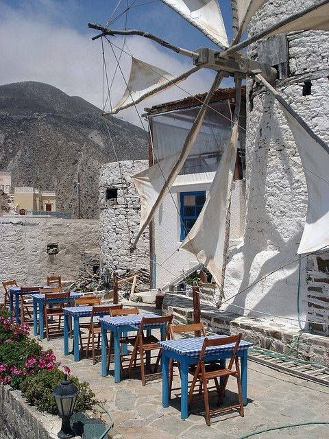 karpathos island in Greece