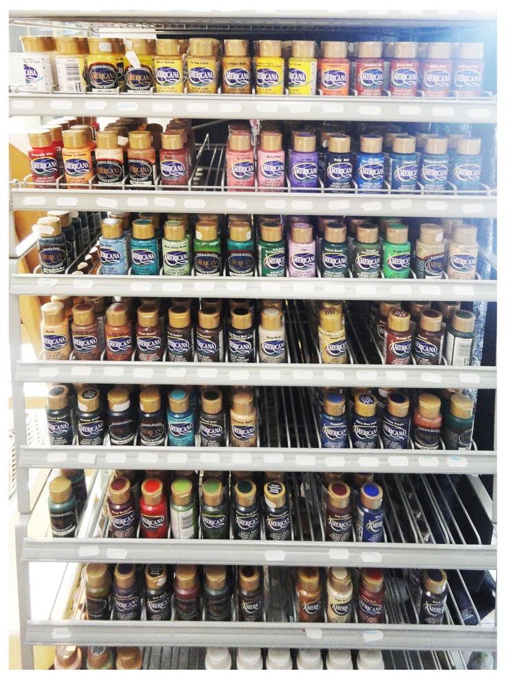 Pintura acr lica marca americana productos para - Pintura acrilica manualidades ...