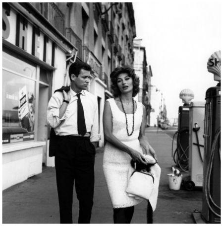 Anouk Aimée, 1955