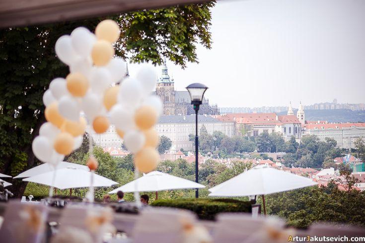 Praha wedding