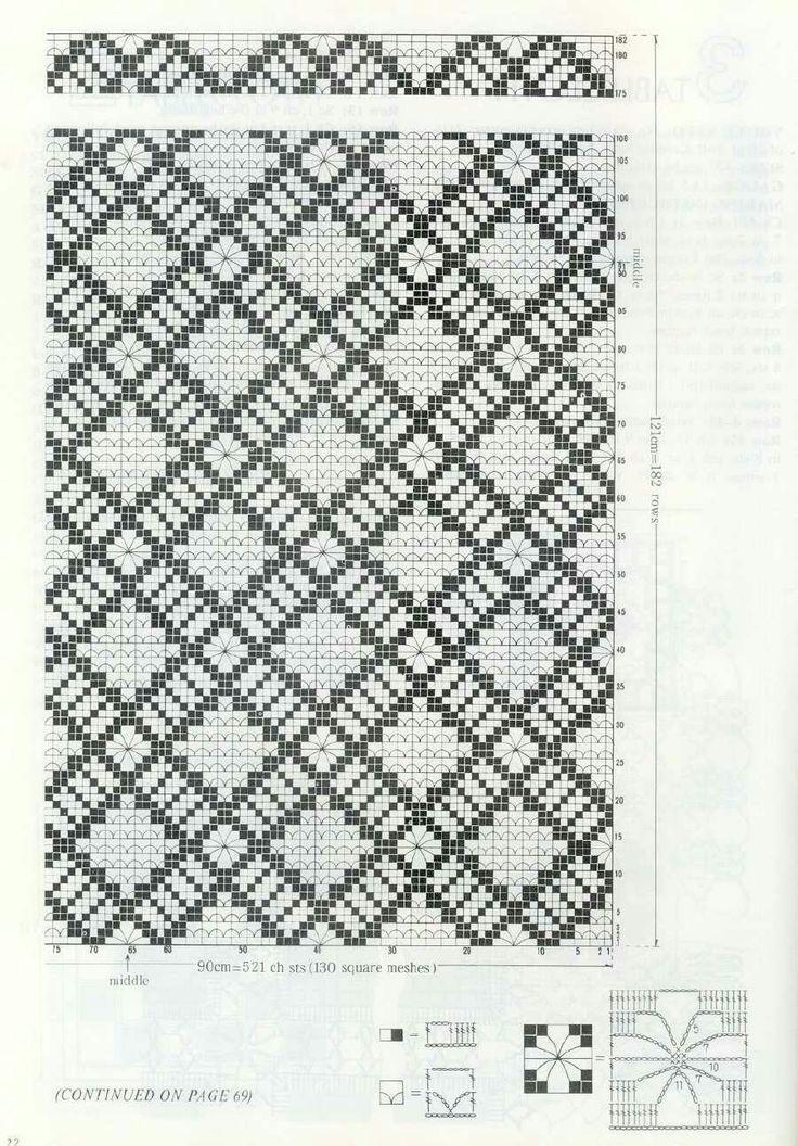 Mejores 108 imágenes de totora y crochet en Pinterest | Patrones de ...