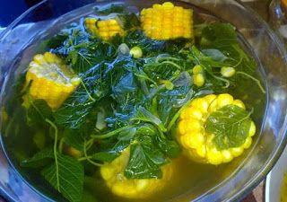 Resep Masakan Praktis Membuat Sayur Bayam Bening