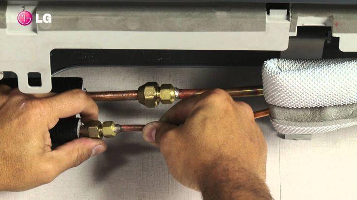 Ar Condicionado LG - Como instalar Split Inverter