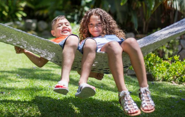 Triple P - Positive Parenting article highlights Nature Play QLD as 'an innovative combination of interactive activities, apps, ideas and events designed to get kids and their parents off the couch, away from the screens and into a world of excitement, discovery and adventure!'.  #natureplayqld #natureplay #natureplaypassports #triplepparenting