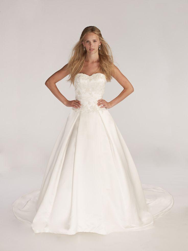 Cool Kirstie Kelly Wedding Dress Satin Ball Gown wedding bridal gown ballgown