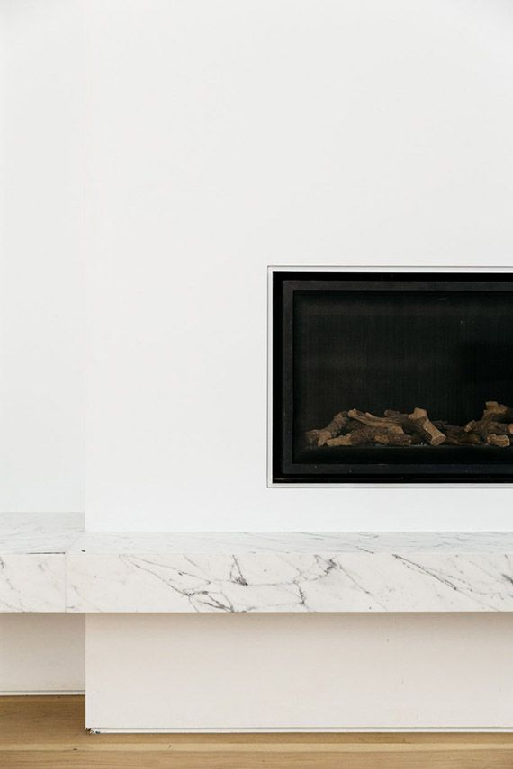 Best 25 Minimalist Fireplace Ideas On Pinterest Modern
