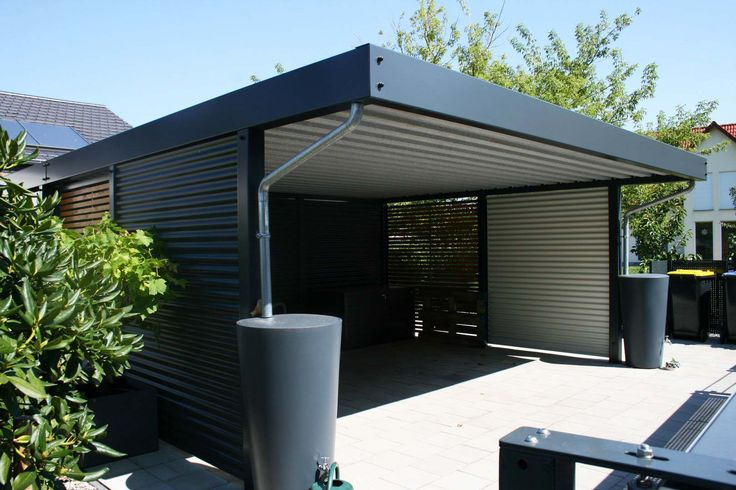 design metall carport aus stahl holz blech glas individuell fra metallcarport doppelcarport. Black Bedroom Furniture Sets. Home Design Ideas