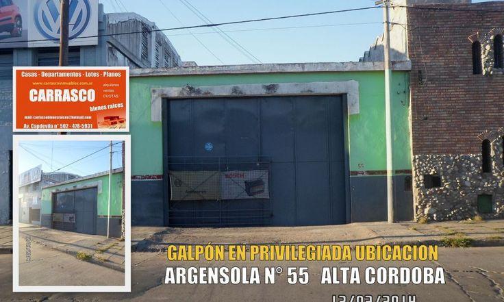 GALPON VENTA ARGENSOLA 55