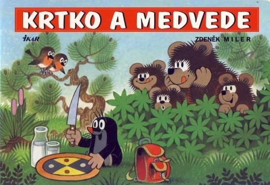Zdeněk Miler, Krtko a medvede