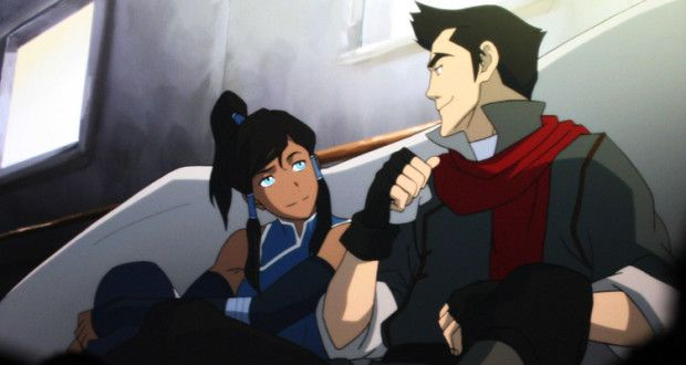 "The Legend Of Korra Season 2, Episode 1 & 2 Review: ""Rebel Spirit/The Southern Lights"""