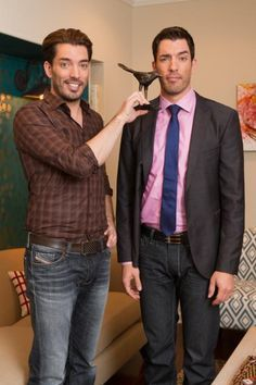 Love Jonathan Scott? Here's a selection of some of our favorite pictures of the talented contractor and host.