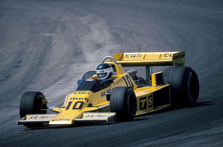 1978 ATS HS1 - Ford (Jean Pierre Jarier)