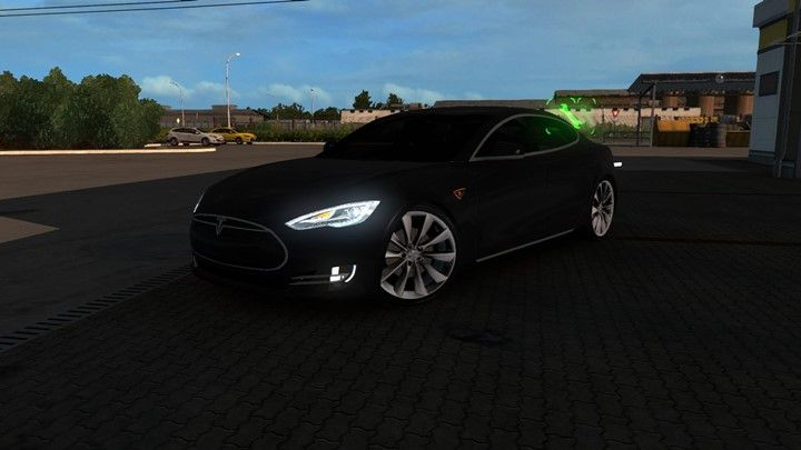 Tesla Model S Ets2 1 40 In 2021 Tesla Model S Tesla Model Tesla