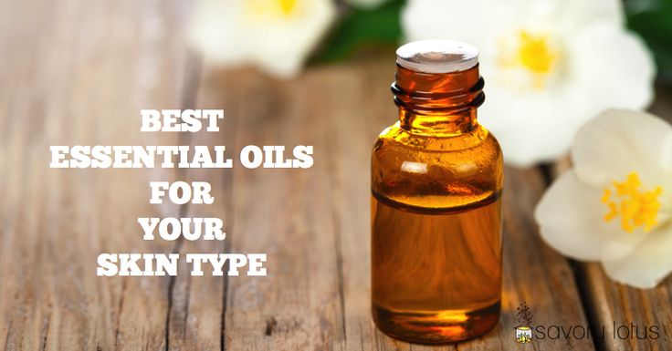 Want to know the best essential oils for your skin type? Here's a quick look at which essential oil you can use to improve the feel, texture, and look of your skin.