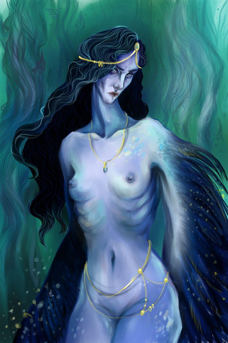 Nolu #noluart #digital #art #illustration #wood #forest #girl #wings #fantasy noluart digital art illustration wood forest girl wings fantasy