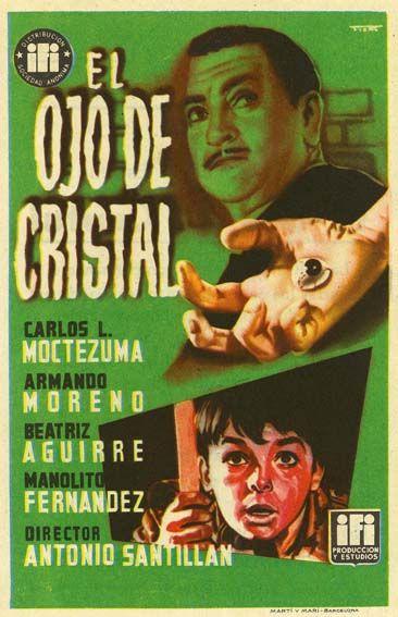 """El ojo de cristal (1956) """"El ojo de cristal"""" de Antonio Santillán - tt0048442"""