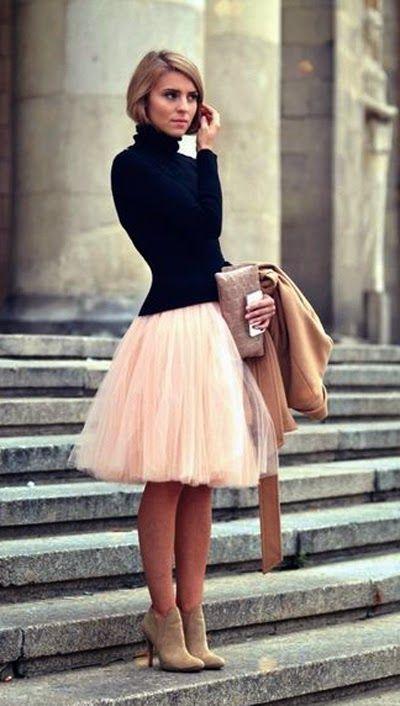 Eclectic Fashion Style: Tendência: Cacharrel e Gola rolê