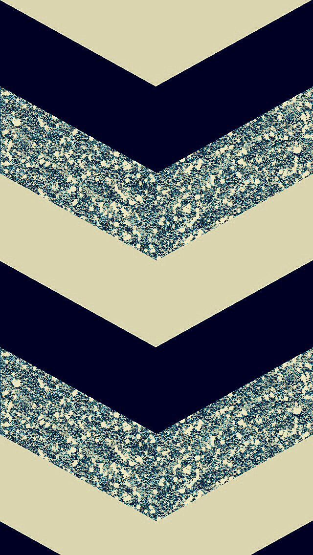 Black and silver chevron | Wallpapers | Pinterest | Cool ...